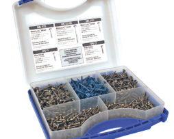 Pocket-Hole Screw Kit