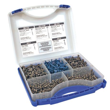 Pocket-Hole Screw Kit