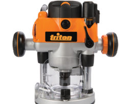 Triton Dual Mode Precision Plunge Router 1400W / 2-1/4 hp