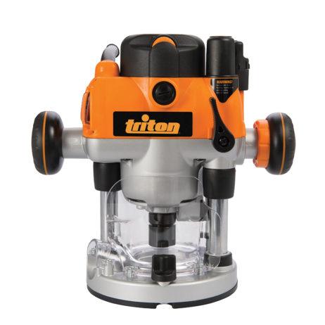 Triton Dual Mode Precision Plunge Router 1400W / 2-1/4 hp
