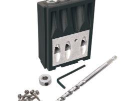 Micro-Pocket Drill Guide